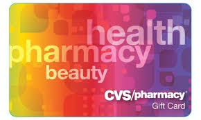 CVS 20% off $25 Ecard Gift Card Image