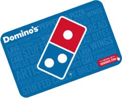 Domino's Pizza 24% off $25 Ecard Gift Card Image