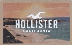 Hollister 20% off $25 Ecard Gift Card Image