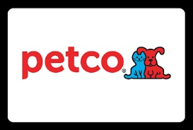 Petco E-Gift Card 8% off $25 Card Gift Card Image