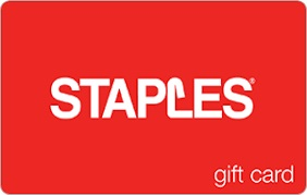 Staples In Store Only