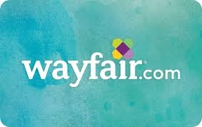 Wayfair 12% off $25 Ecard Gift Card Image